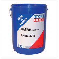 Смазка центральных систем Жидкая консистентная Fliessfett ZS KOOK-40 5 кг LiquiMoly