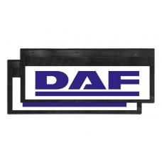 Брызговик DAF (к-т) 27x66 со светоотражающей белой основой