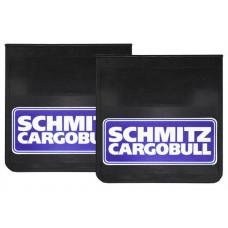Брызговик SCHMITZ (к-т) 40x40 синий Автоторг