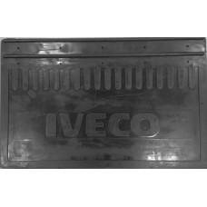 Брызговик для IVECO 52х33 (к-т) перед.