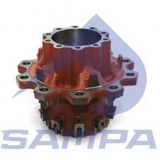 Ступица для DAF зад CF65/CF85/XF95/XF105 БЕЗ ПОДШ. диск. тормоз. Sampa